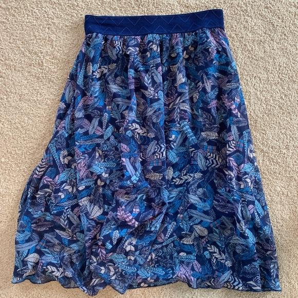 LuLaRoe Dresses & Skirts - LLR Lola skirt
